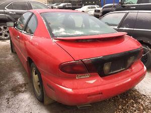1996 Pontiac Sunfire Coupe (2 door) Edmonton Edmonton Area image 3