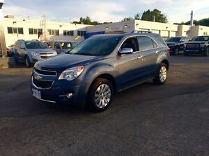 2012 Equinox LT nicely equipped