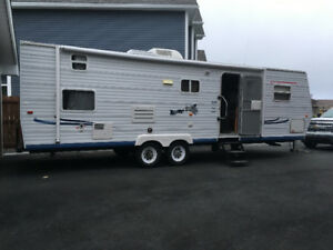 2003 31 foot Jayco Jayflight travel trailer in great condition