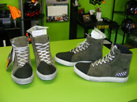 Dainese - Street Biker Shoes - Olive Green at RE-GEAR Kingston Kingston Area Preview