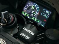 Kawasaki ZX-10RR 1000 Ninja ABS (Perf Ed) Winter Test Livery with AIM GPS Dash