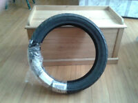 Dunlop motorcycle tire, brand new