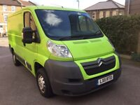 Bargain of 2016 !!!!! 2011 CITROEN RELAY SATNAV Bluetooth