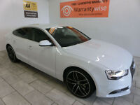 2012 Audi A5 1.8 TFSI 170 Sportback RS5 ALLOYS, ***BUY FOR ONLY £60 A WEEK***
