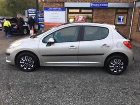 Peugeot 207 1.4 HDi Turbo Diesel XLS 5 Door Hatchback