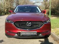 2018 Mazda CX-5 2.2d Sport Nav 5dr ESTATE Diesel Manual