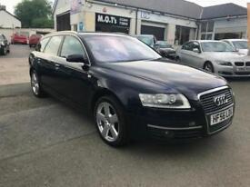 Audi A6 TDI SE TDV