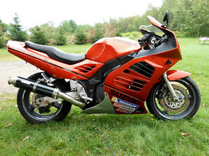 1994 Suzuki RF900R trade for cruiser or adv bike.