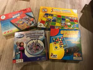Jeux, jouets et casse-tête pour enfants