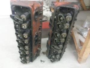 1968 Camaro cylinder heads