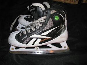 Patins et équipement de hockey