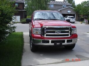 Low Km -2005 Ford F-250 Excellent Condition