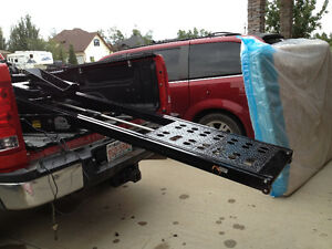 Motorcycle Truck Bed Lift