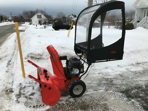 Ariens platinum 30 inches  snow blower with cover