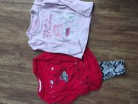 Christmas outfit bundle (3-6 months)