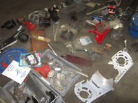 Ford Mustang Parts. Large Collection. Garage Clean out. offers ?
