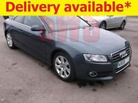 2009 Audi A5 SE TFSi 180 2.0 DAMAGED REPAIRABLE SALVAGE