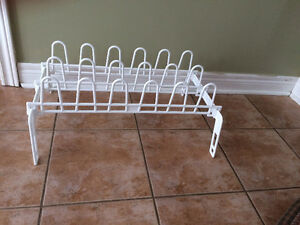 small clothing rack
