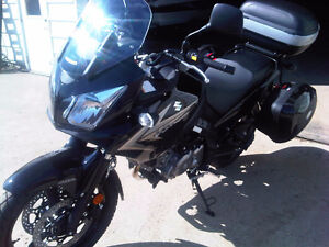 2011 V-Strom: The Perfect Motorcycle