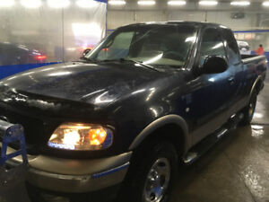 2000 Ford F-150 XLT Ext Cab Pickup Truck