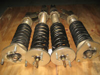 NISSAN SILVIA 240SX 180SX S13 ADJUSTABLE COILOVERS JDM S13