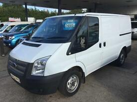 Ford Transit 2.2TDCi ( 100PS ) ( EU5 ) Low Roof 260 SWB