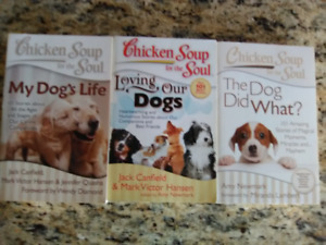 Chicken Soup For The Soul Dog Books