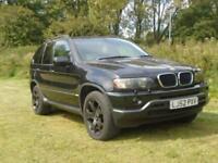 2002 52 BMW X5 3.0 SPORT 24V 5D AUTO 228 BHP