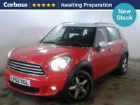 2012 MINI COUNTRYMAN 1.6 Cooper D ALL4 5dr