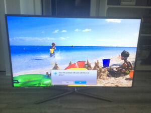 "Samsung 46"" LED TV - $225"