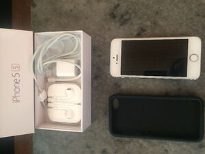 Iphone 5s like new unlocked