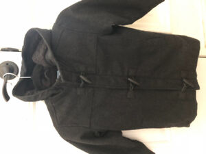 5T Winter Coat with Toggles