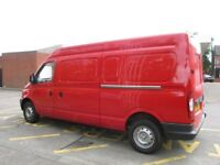 Man with a van same day service, Morlage courier services. Unbeatable prices