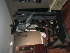 Strength equipment body solid fusion 600 and ab and back machine