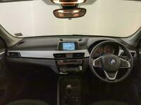 2016 BMW X1 SDRIVE18D SE SAT NAV CLIMATE CONTROL 1 OWNER SERVICE HISTORY