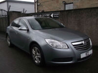 13 13 VAUXHALL INSIGNIA 1.8 VVT 16V EXCLUSIV 5DR LOW MILEAGE CRUISE 6 SPEED A/C