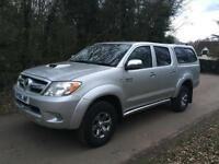Toyota Hi-Lux 3.0D-4D ( Euro IV ) Invincible AUTOMATIC PICK-UP