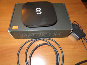 Android TV Box - Matricom G-Box Q Quad/Octo Core  [2GB/16GB/4K]