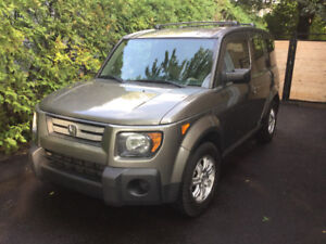 Honda Element ex 2008