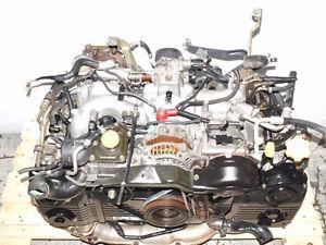 JDM 02-03-04-05 Subaru Impreza WRX EJ205 2.0L DOHC Turbo Engine