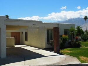 Palm Springs 3 Bed 2 Bath Condo for Rent