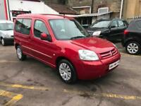 2006 CITROEN BERLINGO 1.6 MULTISPACE FORTE 5 DOOR MPV 1 OWNER F/S/H
