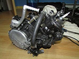Cr125 REBUILD complete engine