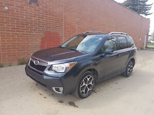 2015 Subaru Forester XT limited w/tech and extended warranty