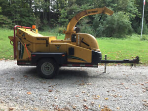 Vermeer Bc 1500XL with smart feed
