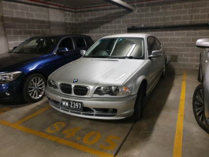 Bmw 320ci 2003 St Peters Marrickville Area Preview