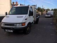 Iveco daily tipper 2.8 diesal