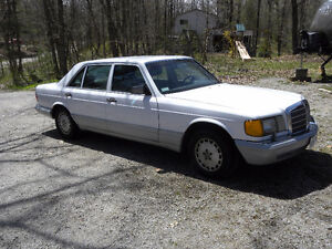 1990 Mercedes-Benz 300-Series 300SEL Other