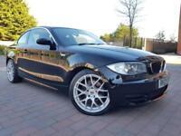 Parking Sensors* 2009 BMW 120 2.0 L Manual Diesel d ES 2L Coupe Black
