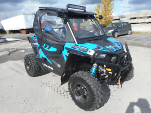 2015 POLARIS RZR 900S EPS 2096 KM Côte à Côte Side by Side